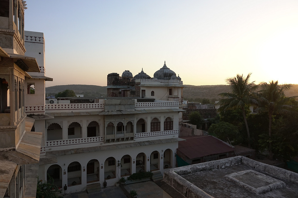 Superbe haveli à Bijaipur