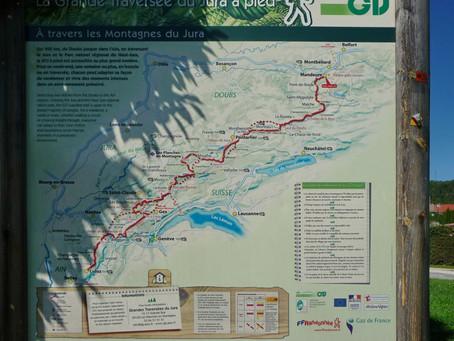 La Grande Traversée du Jura