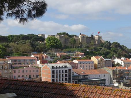 Les miradouros de Lisbonne #2 Graça
