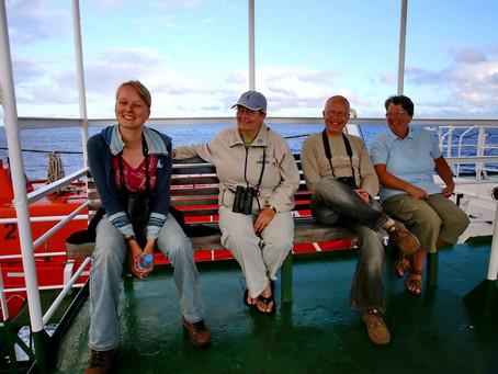Atlantic Odissey ~ Dans les alizés du Sud-Est