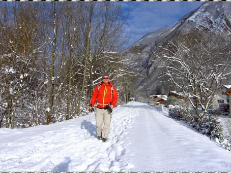 Randonnées au long cours et entrainement d'hiver