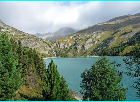Tour des glaciers de la Vanoise #1 Du barrage du Plan d'Amont au Refuge du Roc de la Pêche