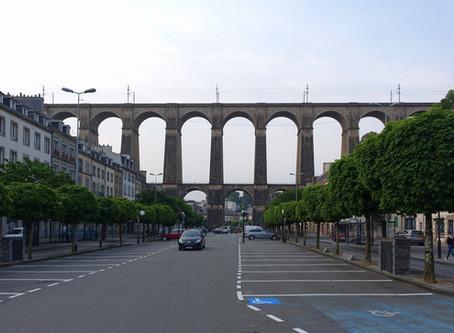 GR34 Sur la Côte des Légendes ~ J29 Morlaix → Carantec