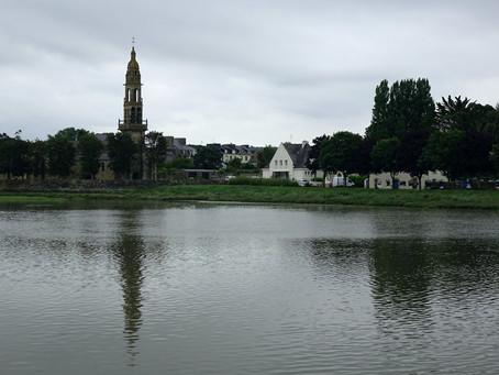 Images de Bretagne #7 Le Faou, une trop courte étape