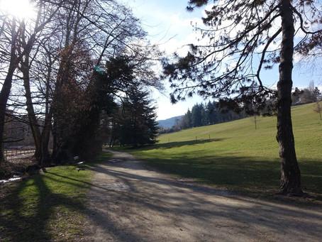 Chemin d'Assise de Chambéry à la Maurienne