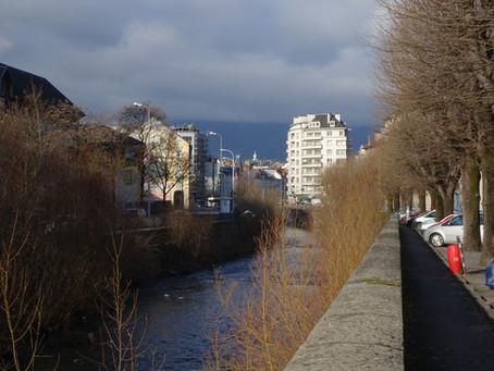 Chambéry, sous le soleil d'hiver #1