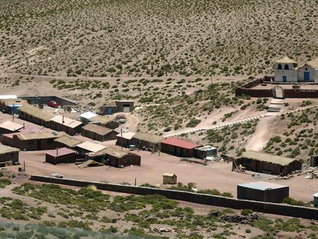 Atacama ~ Los Flamencos de Chile