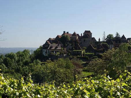 Loubressac, un des plus beaux panoramas du Lot