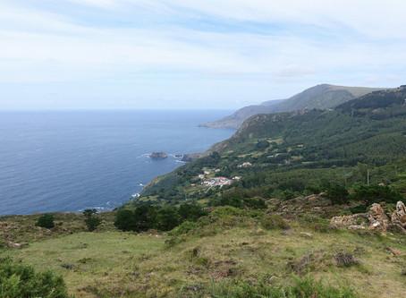 La Costa de Ártabra et San Andrés de Teixeido