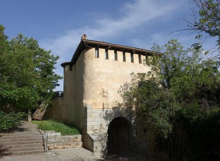 Camino de Madrid ~ J05 Segovia → Añe