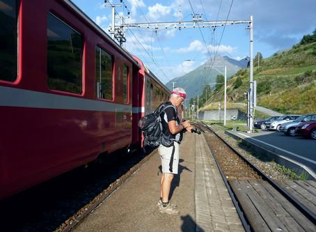 Du Val Tuoi au Val Tasna par l'Alp Sura