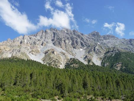 Du Val Mingèr au Val Plavna par le Sur Il Foss