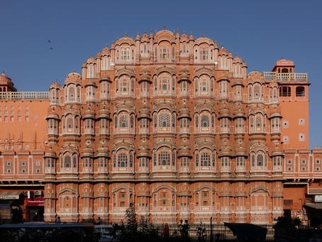 Jaipur ~ La forteresse d'Amber #1