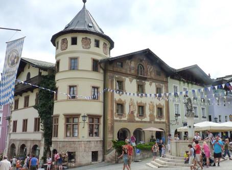 Sur la Deutsche Alpenstraße ~ Sommerfest à Berchtesgaden #1
