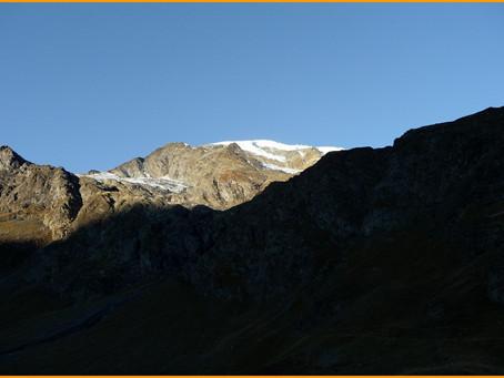 Le tour du Mont Pourri #3 Du refuge de La Martin au refuge du Mont Pourri
