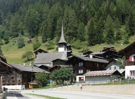Niederwald, village natal de Cæsar Ritz