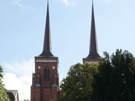 La cathédrale de Roskilde, nécropole royale