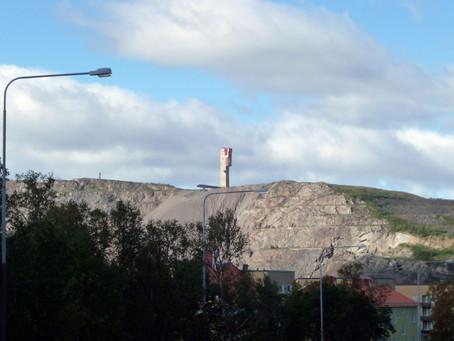 Kiruna la ville qui déménage