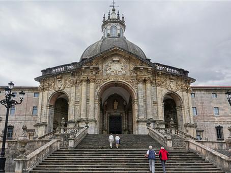 Azpeitia ~ Le sanctuaire de Loyola -2