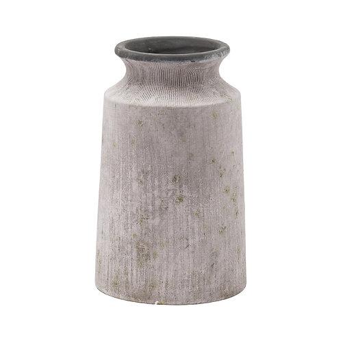 Bloomville Stone Urn Vase