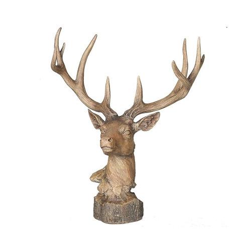 Large Deer Head