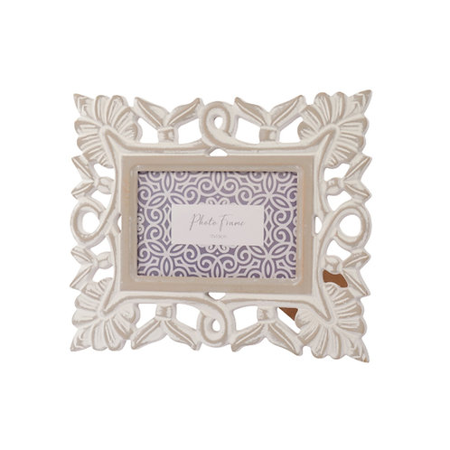 White Wash Frame