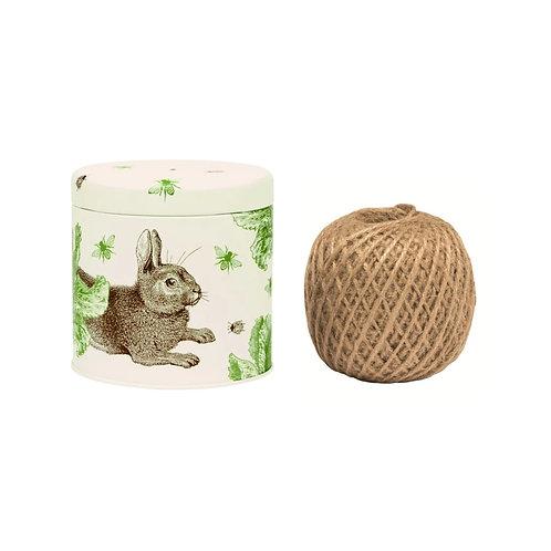 Thornback & Peel Rabbit Cabbage String Tin