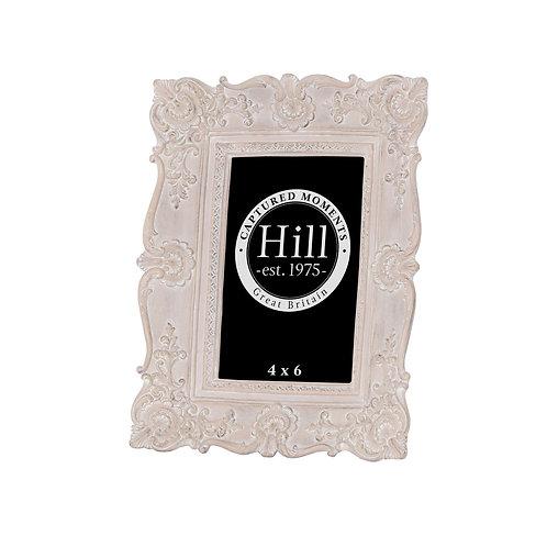 Antique Grey Decorative Photo Frame
