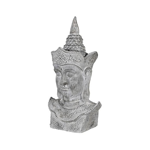 Large Buddha Bust