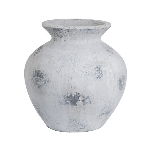 Downton Large Stone Vase