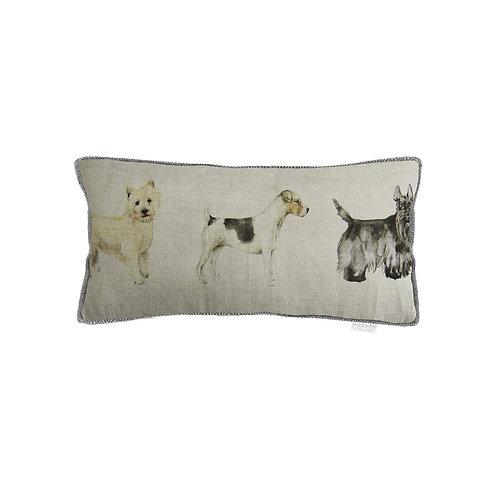 Voyage Long Dogs Cushion