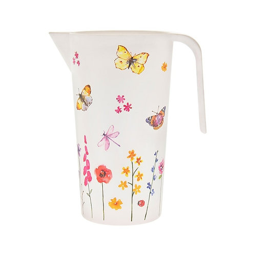 Bamboo Butterfly Jug