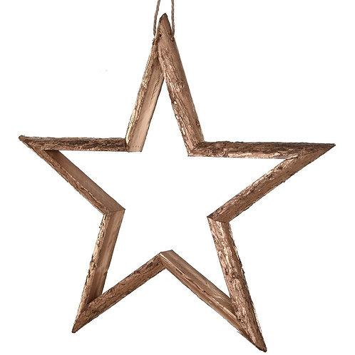 Golden Hanging Star