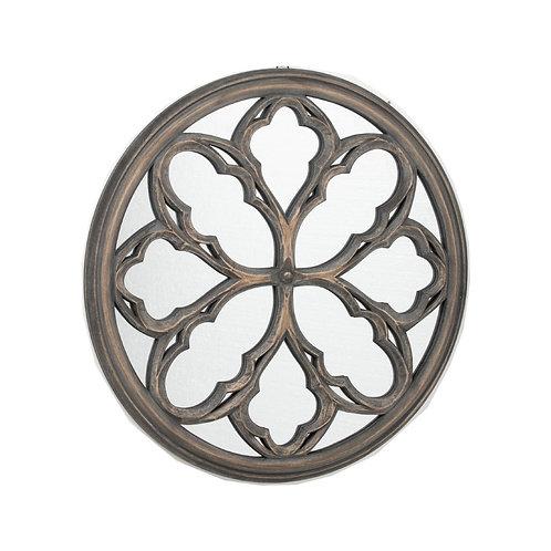 Circular Avrey Mirror