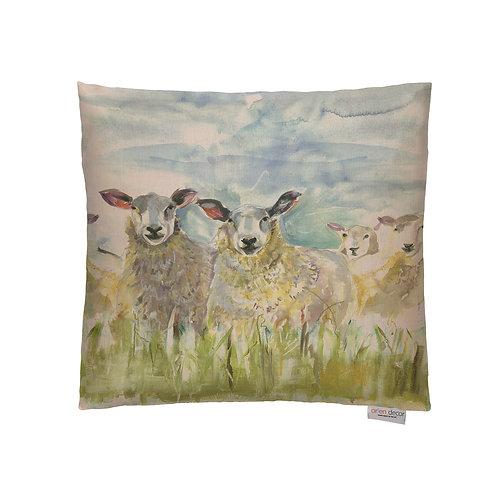 Voyage Lorient Sheep Herd Cushion