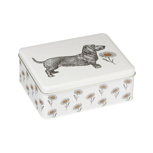 Thornback Peel Dog & Daisy Tin