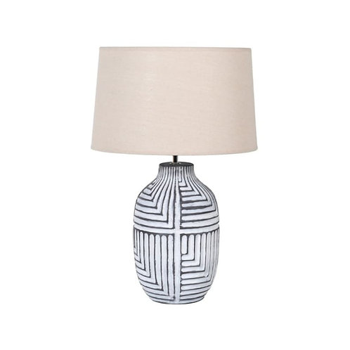Abstract Table Lamp