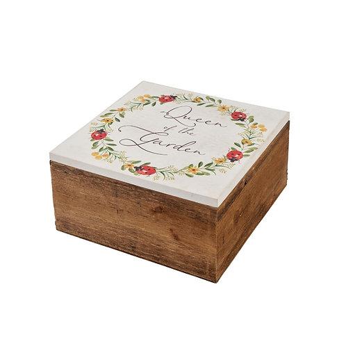 Queen Of The Garden Box