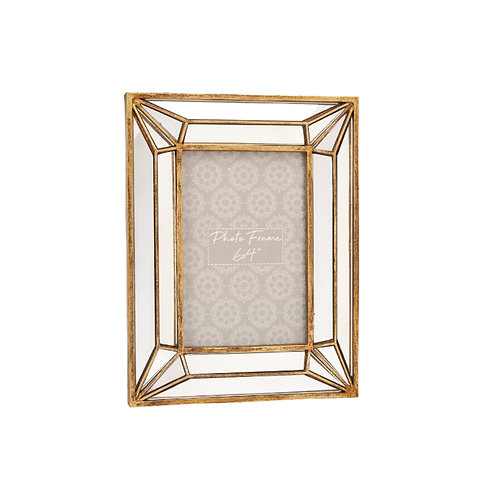 Gold Mirror Frame