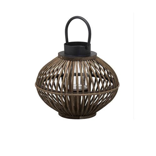 Brown Bamboo Lantern