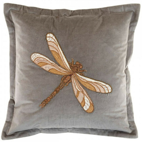Voyage Dragonfly Cushion
