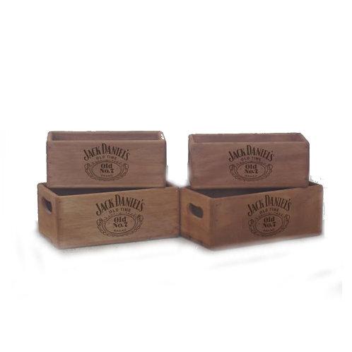 Jack Daniels Storage Box