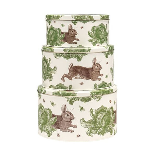 Thornback & Peel Rabbit & Cabbage Cake Tins