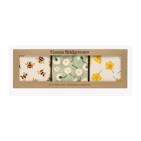 Emma Bridgewater Buttercup Tins
