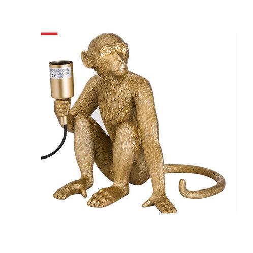 Monkey George Lamp