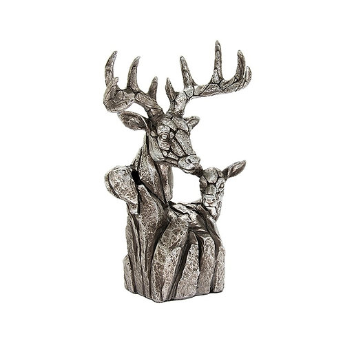Natural World Stag Bust