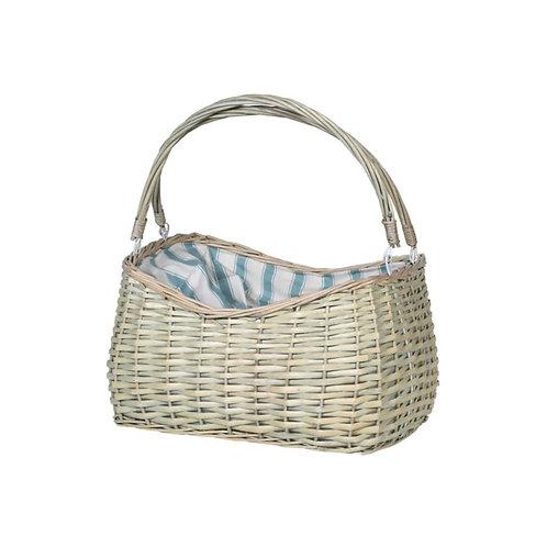 White Willow Picnic Basket