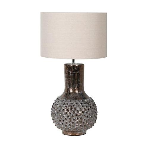Bronze Bottle Lamp