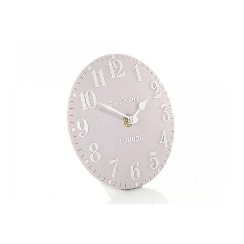 Thomas Kent Mantel Clock Lilac