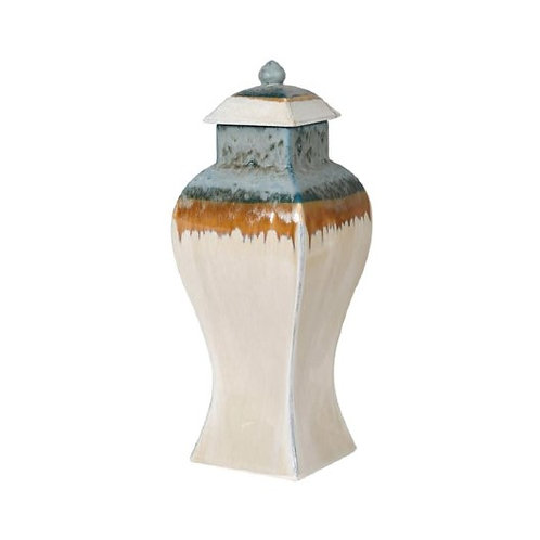 Small Drip Jar With Lid
